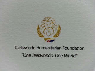 '' One Taekwondo , One World ''
