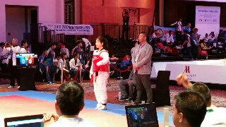『 2016 May Para-Taekwondo World Ranking 』